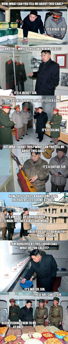 Just DPRK things..