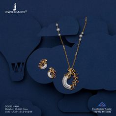 The epitome of charm and elegance just for you. Real Gold Jewelry, Gold Jewelry Simple, Stylish Jewelry, Womens Jewelry Rings, Fashion Jewelry, Women Jewelry, Gold Jewellery, Gold Mangalsutra Designs, Gold Earrings Designs