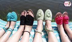 Espadrilles om zelf te haken. Super leuk patroon van Keet & Co! #zomer