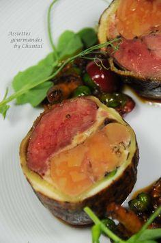 dodine pigeon foie gras 2