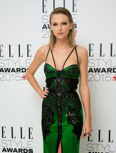 Taylor Swift - Elle Style Awards - THE PILINGUI'S HOUSE