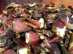 Biltong made to perfection!