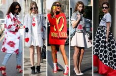 Got to love street style from Milan Fashion Week, Fall 2014 #kevinshahroozi #modern #chic