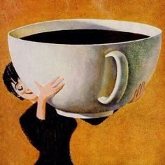 Una tacita de café?