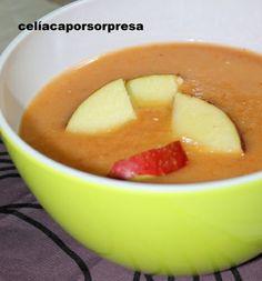 Una deliciosa receta de Gazpacho de manzana para #Mycook http://www.mycook.es/receta/gazpacho-de-manzana/