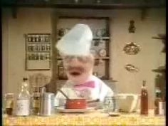 """Swedish Chef from """"The Muppets"""" is showing viewers around the world how to make what he thinks will be a good hot sauce. Unfortunately, as usual, too much of. Swedish Chef, Nerd Love, Seriously Funny, Best Chef, Jim Henson, Nerd Geek, Inner Child, Hot Sauce, Funny Cute"""
