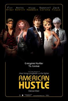 American Hustle AU