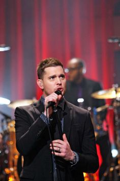 Michael Bublé I Love Him, My Love, Escapade, Michael Buble, 3 I, Comedians, Singers, Concert, Celebrities
