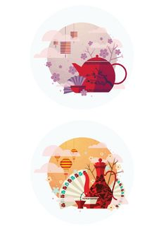 中秋 素材@∩_∩亮采集到品牌+包装+展... Chinese Design, Asian Design, Design Art, Logo Design, Mid Autumn Festival, Flat Illustration, Illustrations And Posters, Graphic Design Inspiration, Pattern Art