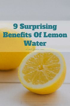 In this article you'll learn 9 surprising health benefits of lemon water. Find out how to enjoy the perks of this antioxidant-rich, refreshing drink.
