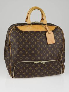 Yoogi's Closet - Louis Vuitton Monogram Canvas Evasion Travel Bag - Designers - LVN121130N