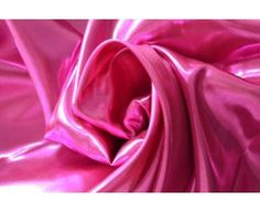 Raso laminado - fucsia Turquoise, Satin, Accessories, Costume, Fashion, Dress Making, Hot Pink, Chic, Moda