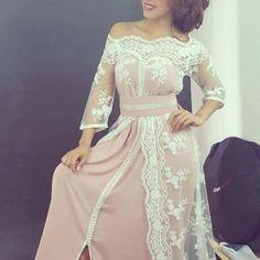 Find More Prom Dresses Information about Elegant Dubai Abaya Kaftan Evening…