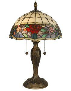... Tiffany Table Lamp, Vintage