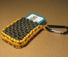 How to Make a Paracord Pouch for Survival Tins by Paravival