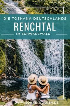 Sommer im Renchtal – ein Hauch Toskana im Schwarzwald Summer in the Renchtal – a touch of Tuscany in the Black Forest Europe Destinations, Holiday Destinations, Trailers Camping, Cool Places To Visit, Places To Go, Voyage Quotes, Voyage Canada, Vides, Voyage Europe