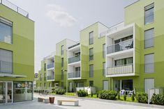 ERZ Social Housing / AllesWirdGut