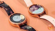 Huawei Watch Jewel und Elegant (Bild: Übergizmo)