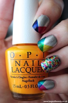 NEW   OPI Color Paints Blendable Nail Lacquer Collection - Bags of Beauty...