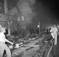 The 1967 NEWARK RIOTS | were a major civil disturbance that occurred in the city of Newark, New Jersey between July 12 and July 17, 1967.