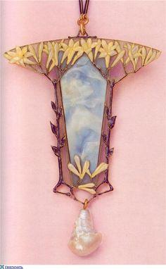 Art Nouveau jewellery. Rene Lalique & Co. - I
