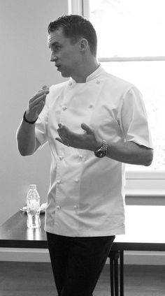 The one and only James tanner James Tanner, T Play, One And Only, Chefs, New Product, Chef Jackets