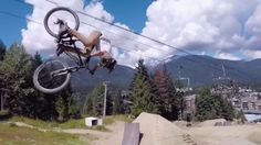 VIDEO: Red Bull Joyride 360° preview: http://snip.ly/dd3fo.   RELATED: Crankworx Whistler: An insider's guide to the biggest event of the year - http://www.bikeroar.com/articles/crankworx-whistler-an-insiders-guide-to-the-biggest-event-of-the-year.   _ #mountainbiking #crakworx #joyride #redbull #mtb
