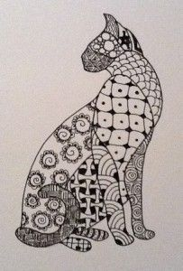 The Zentangle technique is easy-to-learn, relaxing, and fun for many ages and abilities.