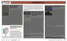 Diyet Hikayeleri - Cumhuriyet Kitap Eki, 02.08.2012