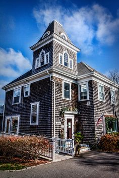 Chatham, Cape Cod by Samantha Decker, via Flickr