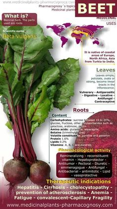 Beet root and leaf benefits