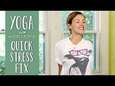 Quick Stress Fix - 5 Minute Sequence - YouTube