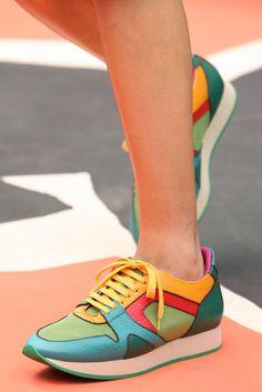 Burberry Prorsum, Frühjahr Sommer, 2015, Sneaker, Schuhe
