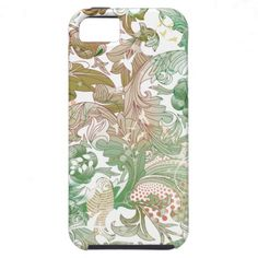 Floral Vintage Background iPhone 5 Cover.  http://www.zazzle.com/floral_vintage_background_iphone_5_covers-179166840890469380?rf=238785087520234895