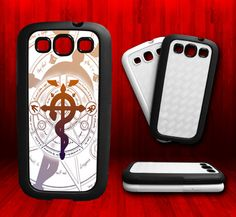 fullmetal alchemist    Samsung S3 Rubber by CustomizeMeAz on Etsy, $18.00