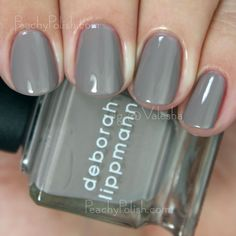 Deborah Lippmann She Wolf | Fall 2015 Roar Collection | Peachy Polish