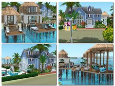 Island Paradise / Sims 3 Downloads
