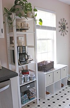 Ikea Kellerregal ikea ivar built in pantry all components purchased separately