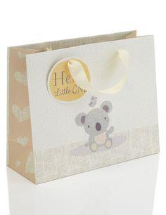 Medium Koala Baby Gift Bag