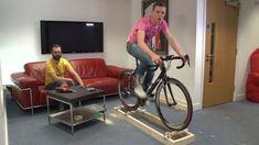 Réalisez votre home trainer maison en vidéo c'est possible - Vélo ville & vélo urbain sur Le Vélo Urbain.com