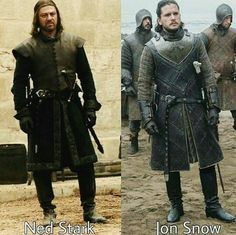 Ned vs Jon