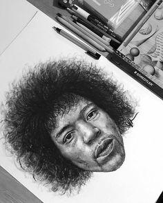 Charcoal pencil drawing by @ashdotk (IG)  #ArtGully