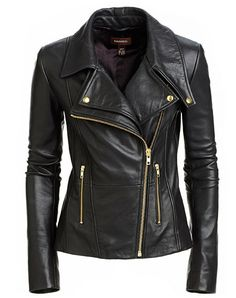 Lambs Leather Jacket Women on Etsy, $281.16