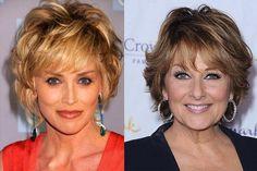 Fiatalító frizurák érett hölgyek számára! 50 éves kor fölött is lehetsz elegáns és gyönyörű! - Ketkes.com Hair Cuts, Hair Beauty, 50th, Image, Women, Facebook, Haircuts, Hair Style