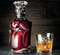 Rolling Stones' 50th Anniversary Whisky | Now that's how you whisky bottle