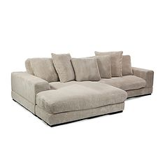 Massive Sectional Featuring An Extra Deep Seat With