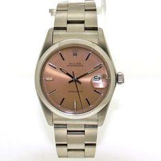 Rolex Oysterdate Precision uit 1983. Refnr: 6694 / RO0638 #watch #rolex #rolexwatches   rolex watches for men   rolex horloge voor heren   rolex horloge voor mannen   vintage watches   vintage horloges   horloges heren   SpiegelgrachtJuweliers.com