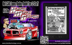 Car Cartoon eBook Now available at Amazon