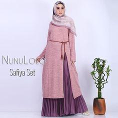 Safiya set by Nunulolo Belt, Muslim, How To Wear, Fashion, Belts, Moda, Fashion Styles, Fasion