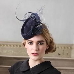 Leticia from Jane Taylor Millinery.